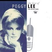 The best of peggy lee cover image