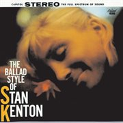 The ballad style of stan kenton cover image