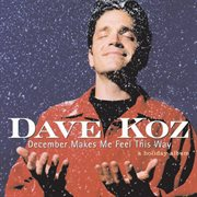 December makes me feel this way - a holiday album cover image