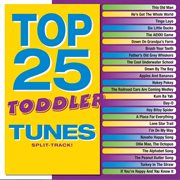 Top 25 toddler tunes cover image