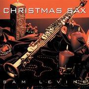 Christmas sax cover image