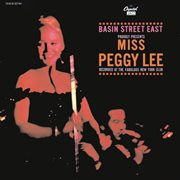 Basin street proudly presents peggy lee cover image