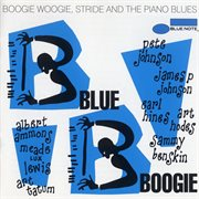 Blue boogie: boogie woogie, stride and the piano blues cover image
