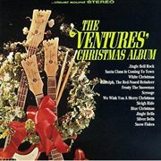 The ventures' christmas album cover image