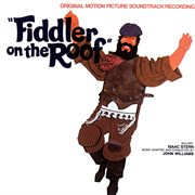 Fiddler on the roof original motion picture soundtrack recording cover image