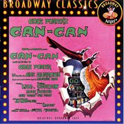 Can-can: music from the original broadway cast cover image