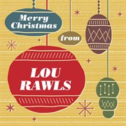 Merry christmas from lou rawls cover image