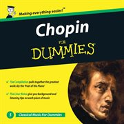 Chopin for dummies cover image