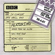 Bbc in concert cover image