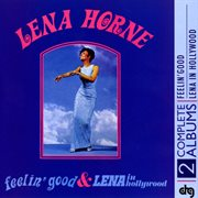 Feelin' good and lena in hollywood cover image