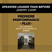 Premiere Performance Plus: Speaking Louder Than Before