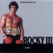 Rocky iii: music from the motion picture cover image