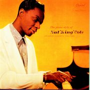 The piano style of nat king cole cover image