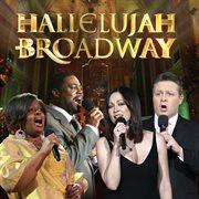 Hallelujah broadway cover image