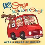 118 songs kids love to sing cover image