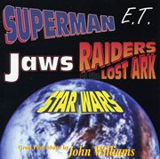 John williams' greatest hits cover image