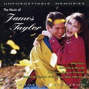 The music of james taylor cover image