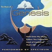 The music of genesis cover image