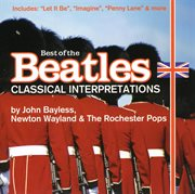Best of the beatles - classical interpretations cover image