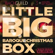 Little big baroque christmas box cover image