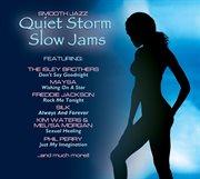 Quiet storm slow jams cover image