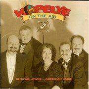 Old-time jewish-american radio cover image