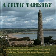 A celtic tapestry cover image