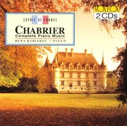 Chabrier: Complete Piano Music