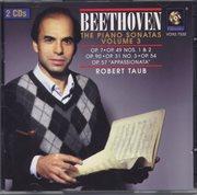 The piano sonatas. Volume 3 cover image
