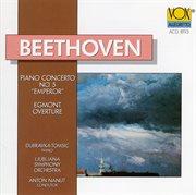 "Beethoven: Egmont Overture / Piano Concerto No. 5, ""emperor"""