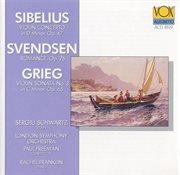 Sibelius, Svendsen, Grieg