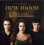 The twilight saga: new moon (the score) cover image