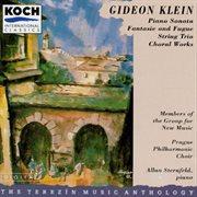 Piano sonata ; : Fantasie and fugue ; String trio ; Choral works cover image