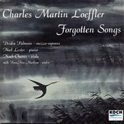 Forgotten songs cover image
