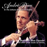 """Rieu, andre: """"on the beautiful blue danube and other music of vienna"""" cover image"""