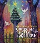 Christmas time is here cover image