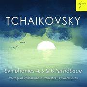 Tschaikowsky: Symphonien No. 4, 5 & 6 Pathétique