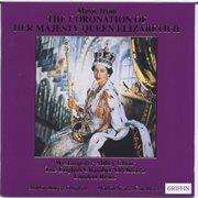 Coronation of h.m.queen elizabeth ii cover image