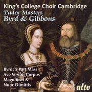 Tudor masters - byrd & gibbons cover image
