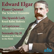 Piano quintet; the spanish lady; la capricieuse; serenade op. 20 cover image