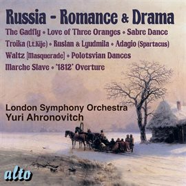Cover image for Russia - Romance And Drama
