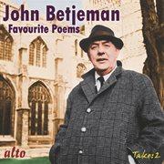 John betjeman ئ favourite poems cover image