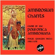Ambrosian chant cover image