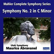 Mahler: symphony no. 2 in c minor cover image