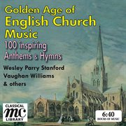 The golden age of english church music cover image