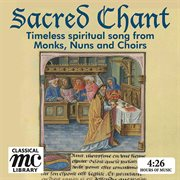 Sacred chant cover image