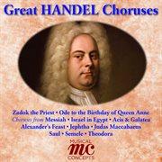 Great Handel choruses cover image