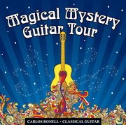 Magical mystery guitar tour cover image