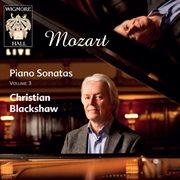 Mozart piano sonatas ? volume 3 - wigmore hall live cover image