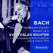 Bach: Well Tempered Clavier (books I & Ii, Complete) Live Innsbruck 1973